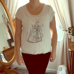 Cinderella LC Lauren Conrad Shirt